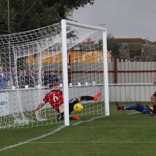 Below par Town sunk by late winner