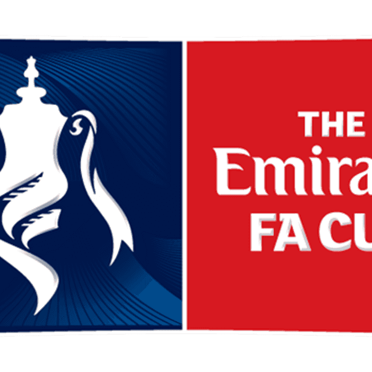 Emirates FA Cup First Round draw