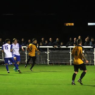 Brave Town bow out of Emirates FA Cup