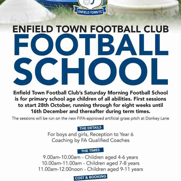 ETFC Football School