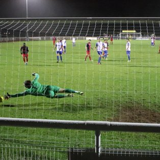 Town exit Middlesex Senior Cup as poor run continues