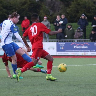 Worthing 2 Enfield Town 2