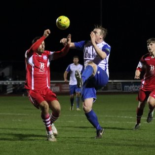 Enfield Town 0 Tonbridge Angels 1