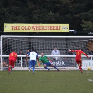 BACK TO BACK HOME DEFEATS FOR TOWN