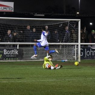 Enfield Town 3 Burgess Hill Town 2