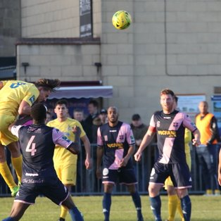 Disciplined display earns valuable point for Town