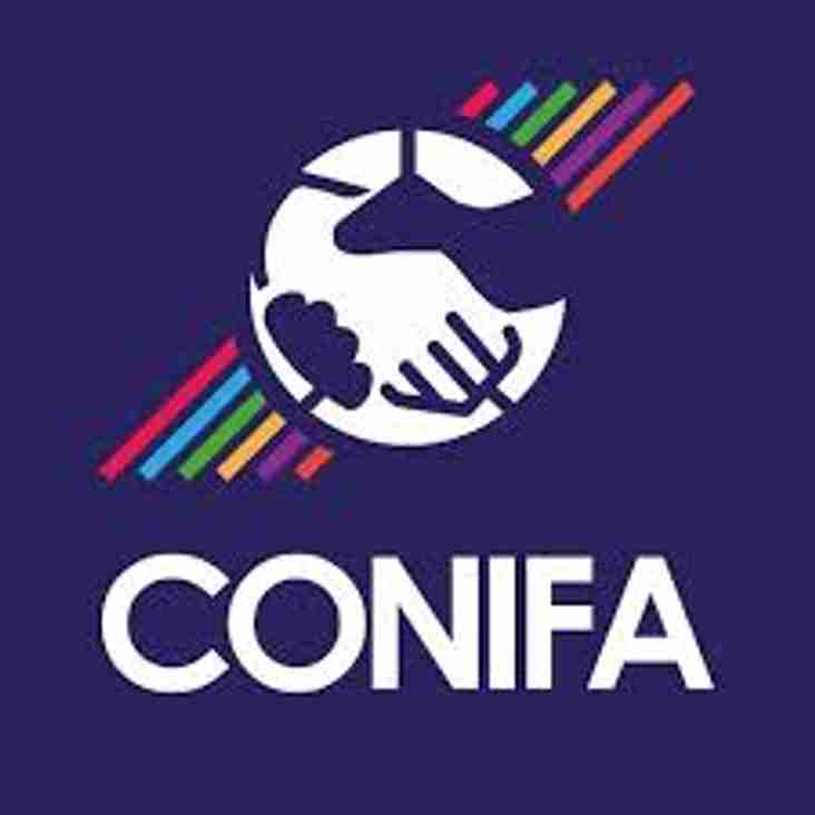 CONIFA WORLD FOOTBALL CUP COMING EVER CLOSER!