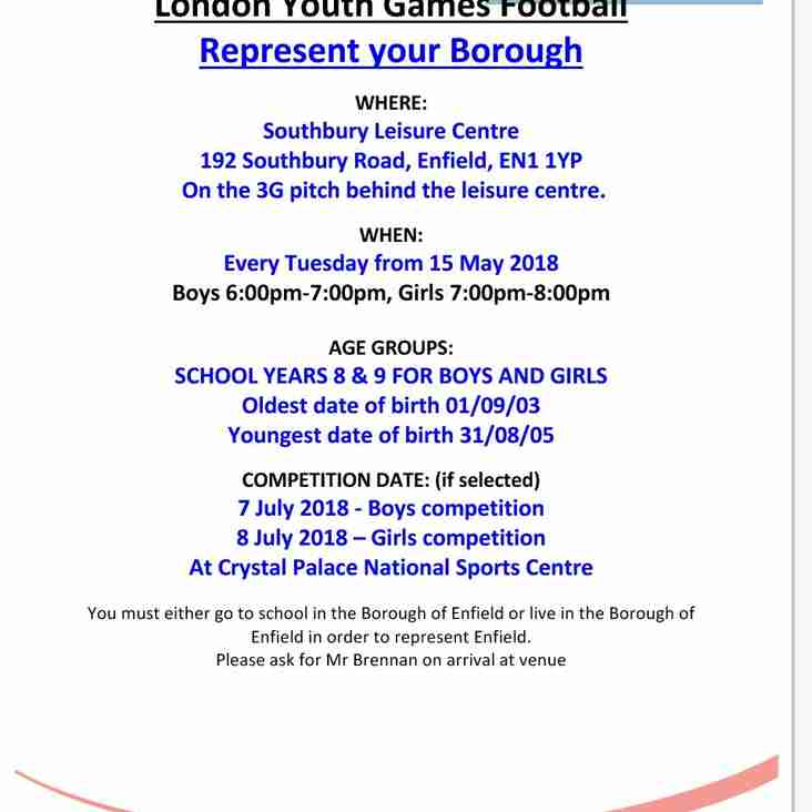 Why not represent your Borough?