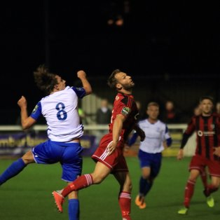 Town draw another home blank but stay 5th
