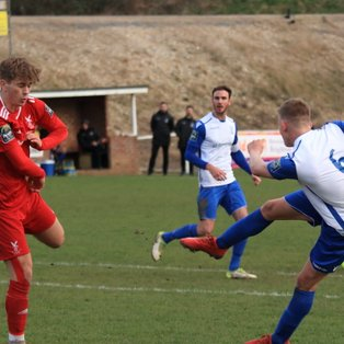 Town back above the dotted line