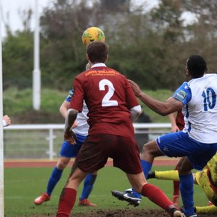 A wind-assisted thriller at the QEII Stadium