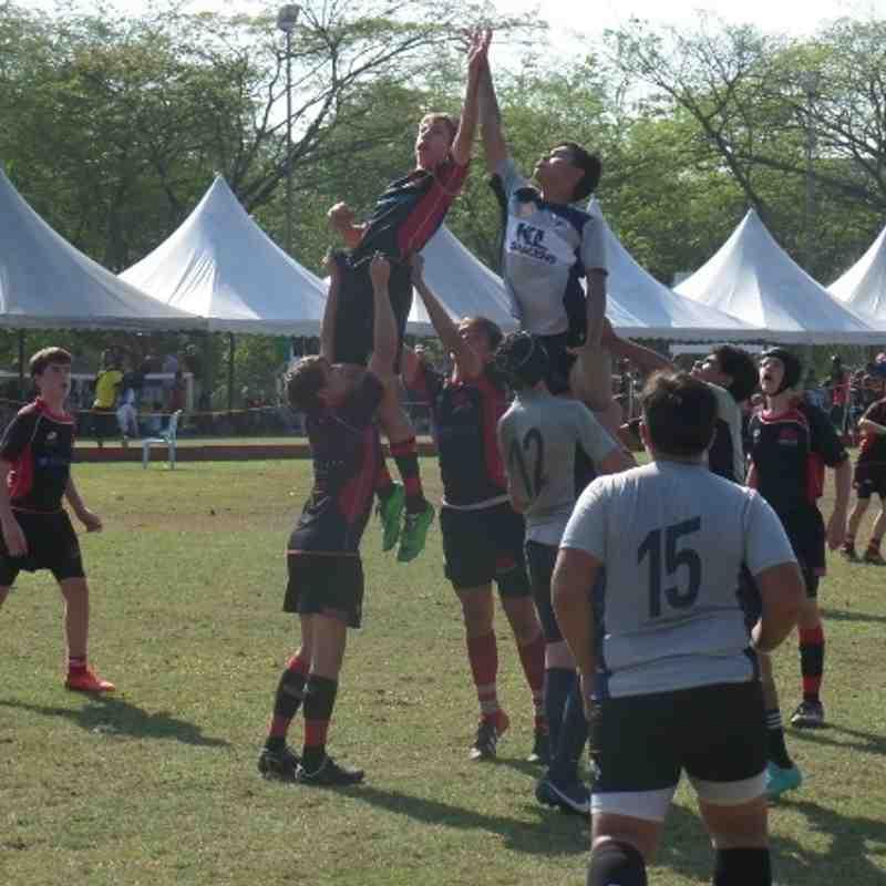 TRC u14s KL Tournament 2014