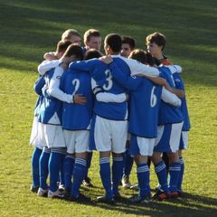 AFC TOTTON U18's V SHOLING CSYFL U18's  11-11-12