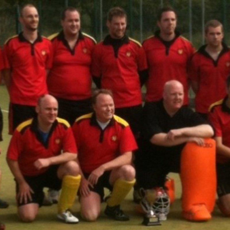 Mens 2nd XI  lose to Thirsk & Malton 2 6 - 4