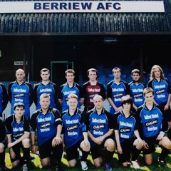 Reserves team squad 2012/13