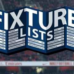 Under 14's Fixtures now on website