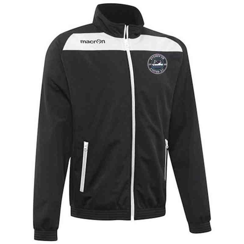 Crested Tracksuit Jacket