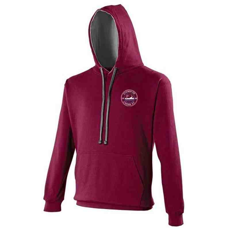EUFC Crested Hoodie