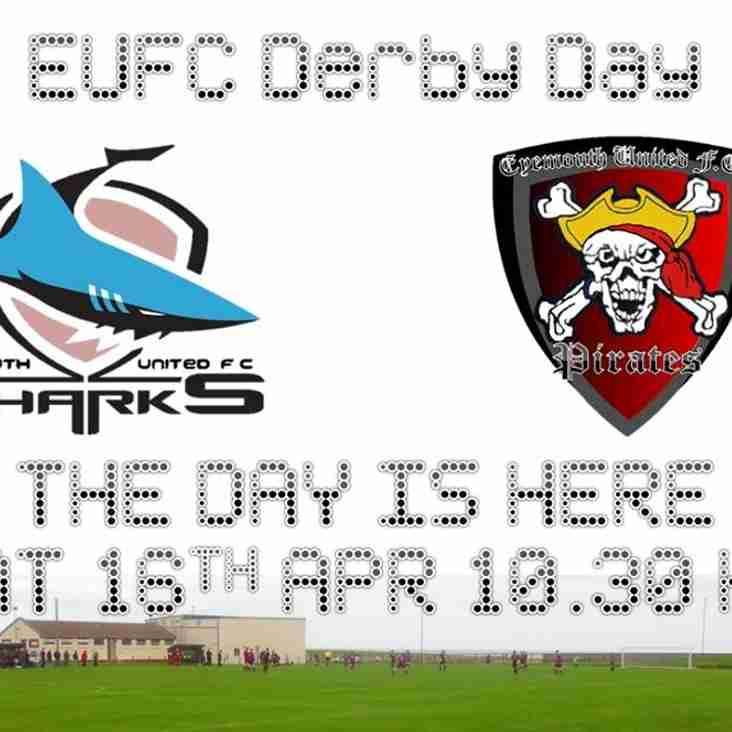 Derby Day In Eyemouth !!!!