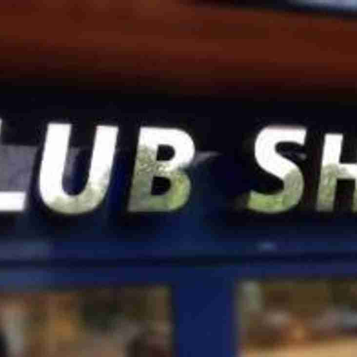 Eyemouth United Club Store