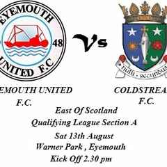 Eyemouth United Vs Coldstream