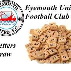 Eyemouth United Letter Draw
