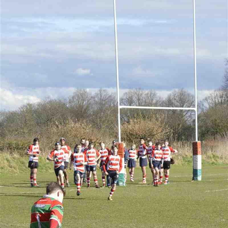 Warrington v Sefton Feb 2016