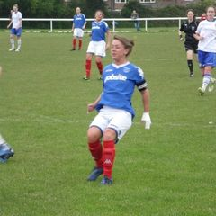 Portsmouth Ladies v Leeds Ladies May 2013