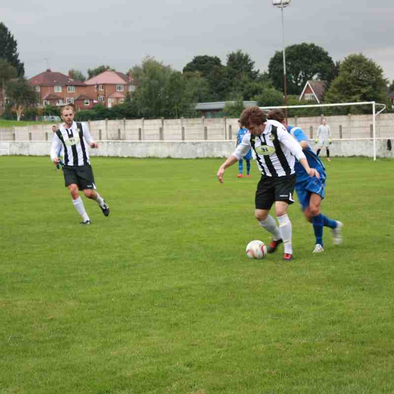 Alsager Town v Squires Gate 10/09/2016