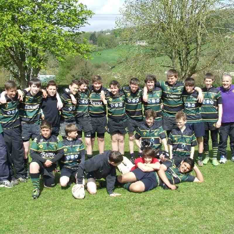 Avonvale U14 Tournament May 2013