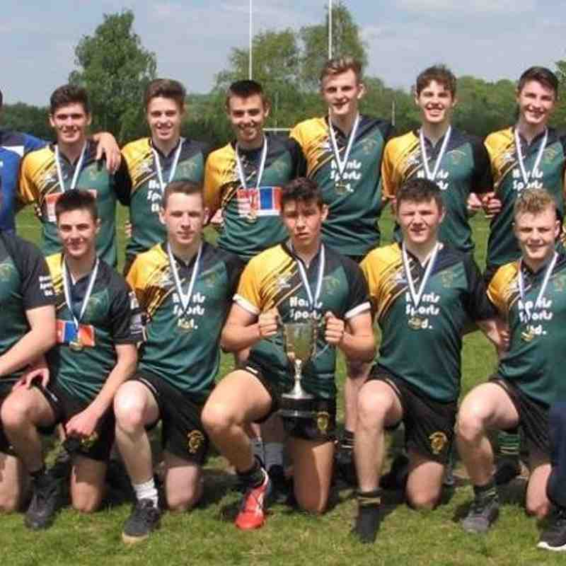 FCRFC Colts BJC 7s Winners 2017