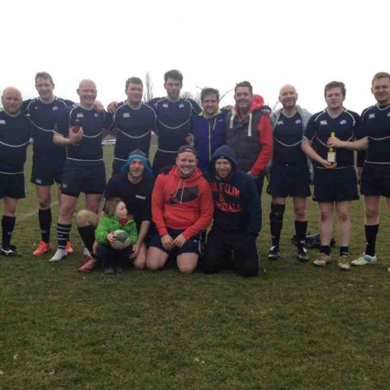 Thebans Touch Tournament