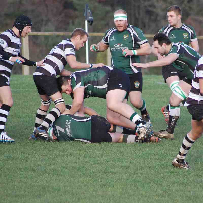 1st XV v Pulborough - 17th January 2015