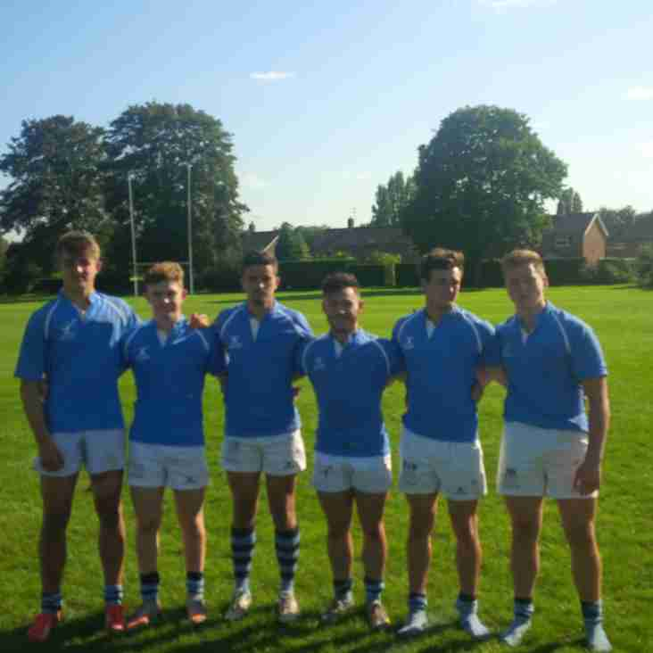 Heathfield U18s star for Sussex