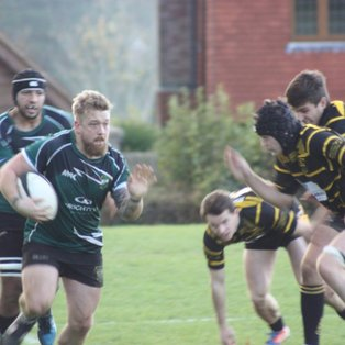 Heathfield edge past dogged Bromley