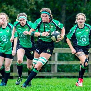 Ladies lose to experienced Lewes side