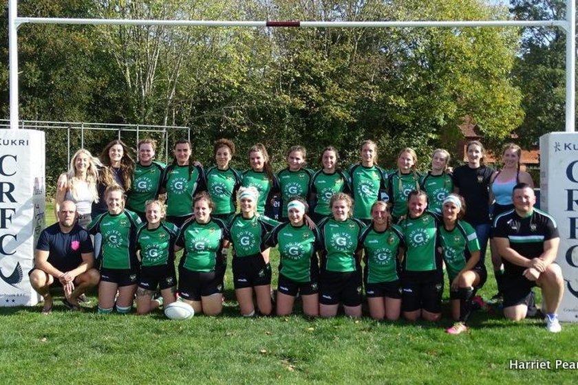 New Ash Green Ladies vs. Heathfield & W Ladies