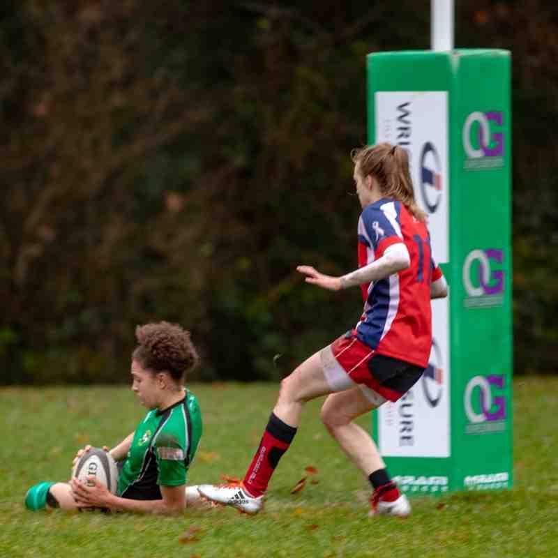 Seaford Ladies Dec 18