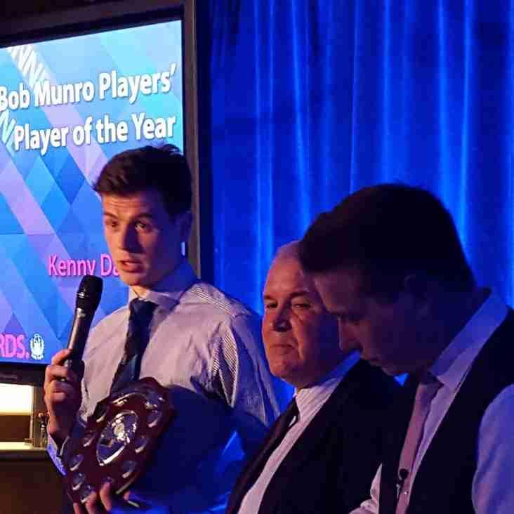 Awards Night Round-Up 2016