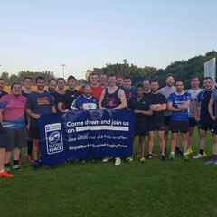 Festival of Rugby as RBS Rugby Force comes to Leith
