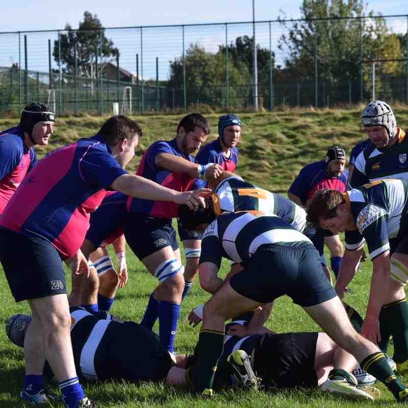 Leith v Inverleith 1st Oct