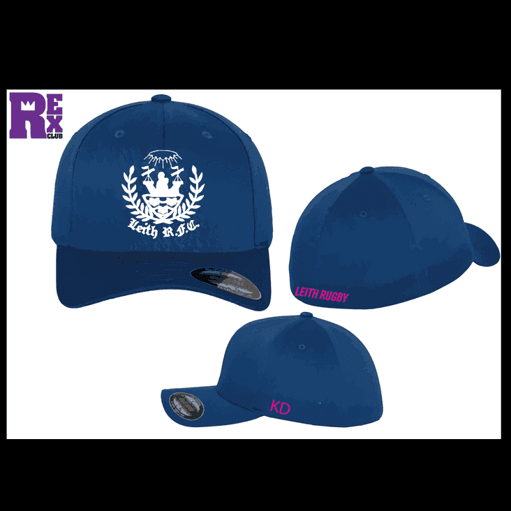 Get your Leith Rugby Rex Club hat today!