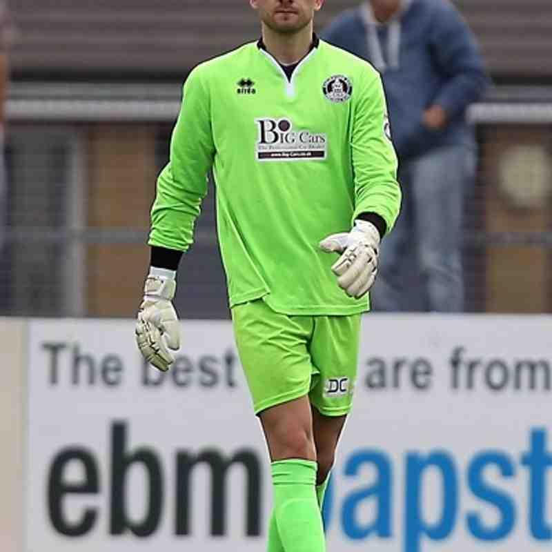 Ross Fitzsimons of Chelmsford City