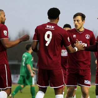 Clarets Leave It Late To Beat Whitehawk