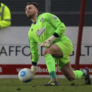 Penalty Sinks Clarets At Wealdstone