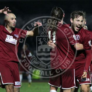 Clarets Ease To Senior Cup Final With Dominative Victory