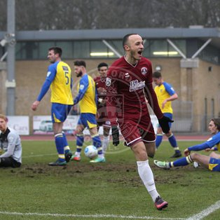 Clarets Rue Missed Chances With Late Leveller