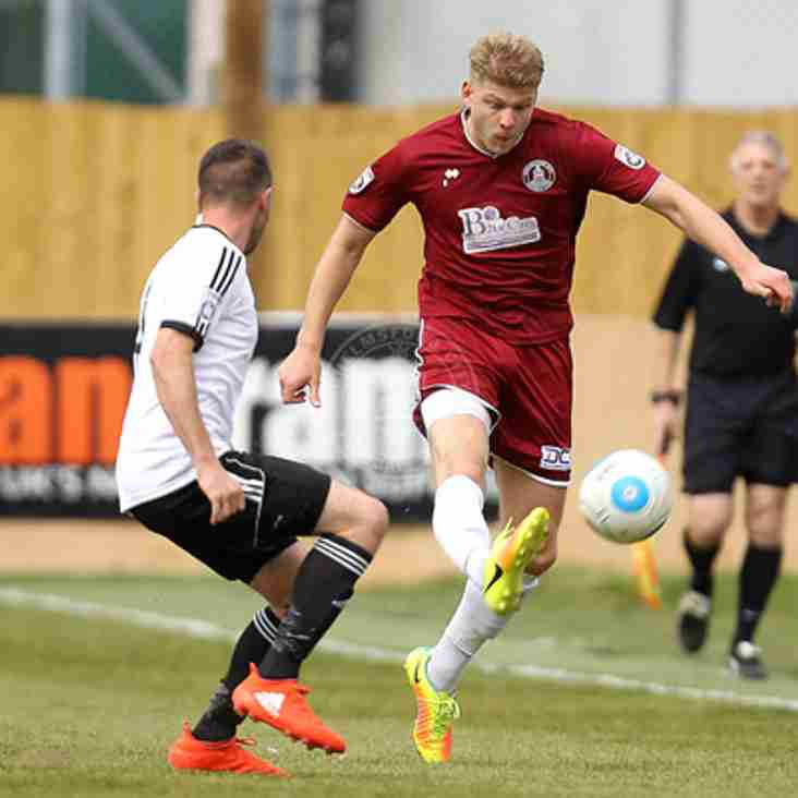 Hungerford Preview: Clarets return to League action at home