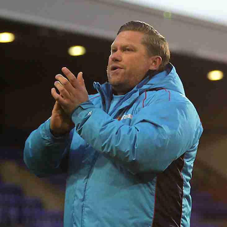 "Rod Stringer: ""We'll make Monday a Cup final"""