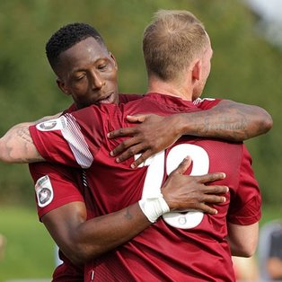 Second half Clarets defeat Truro City